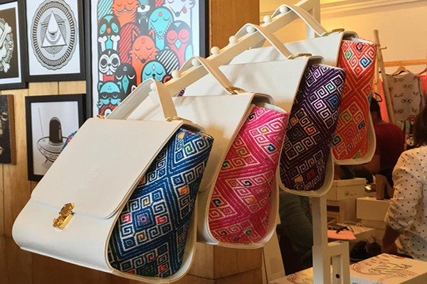 Trafico bazar bolsas mexicanas